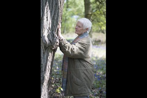 Judi Dench: A Passion for Trees (w/t)